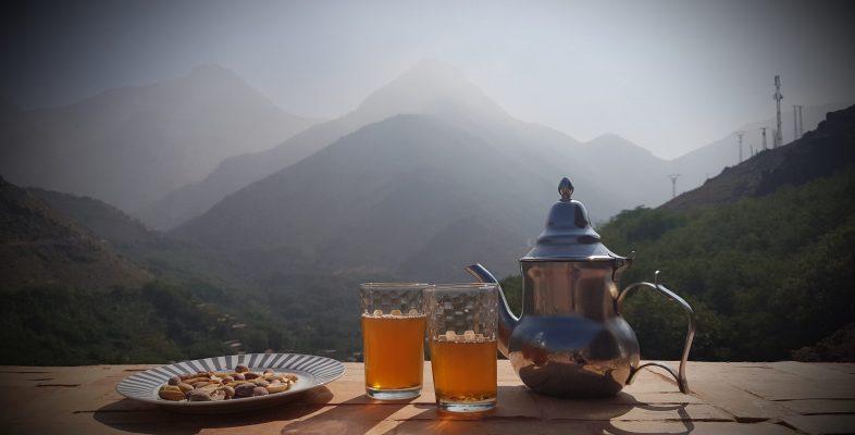 Thee pot marokkoreis