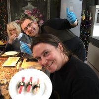 Japanse Sushi workshop